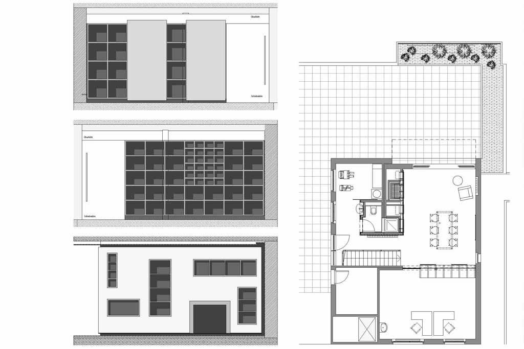 Architekt Liggenstorfer Winterthur